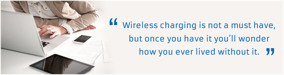wireless charging for mobiles