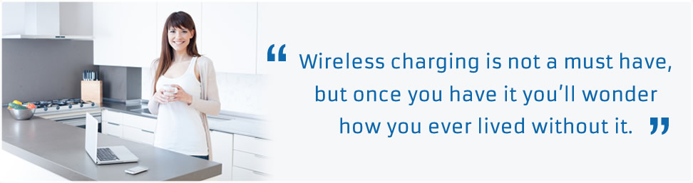 wireless charging from QiConnect