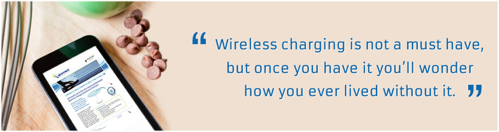 wireless charging your devices